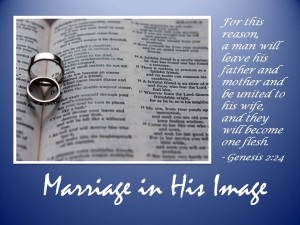 Marriage in His Image (1)